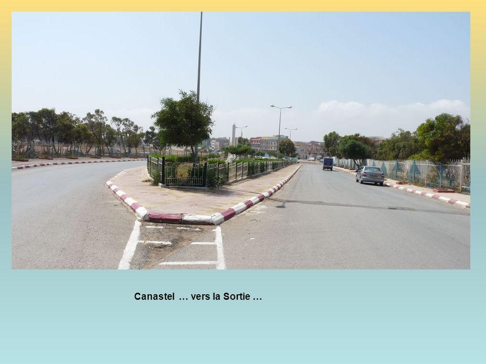 Canastel … le Village.