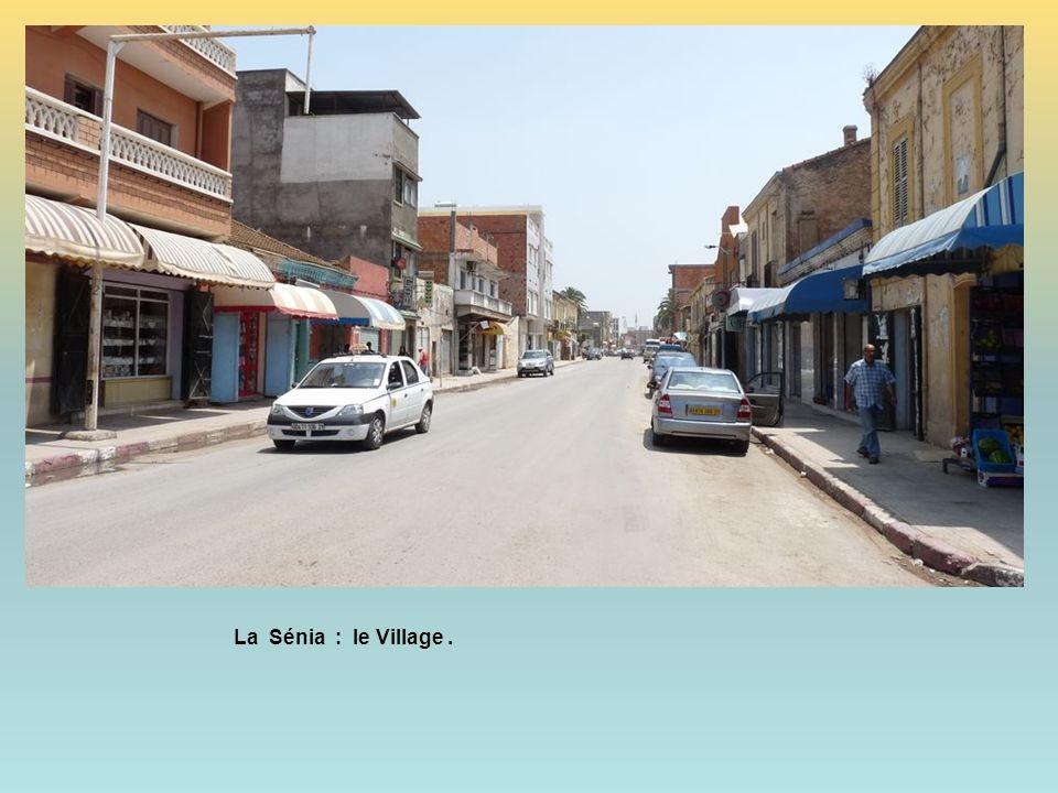 La sénia Le Village