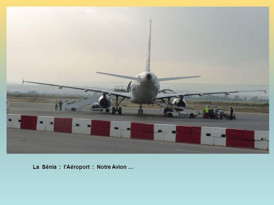 La Sénia : lAéroport.