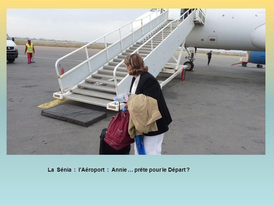 La Sénia : lAéroport : Notre Avion …