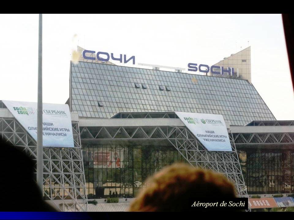 Aéroport de Sochi