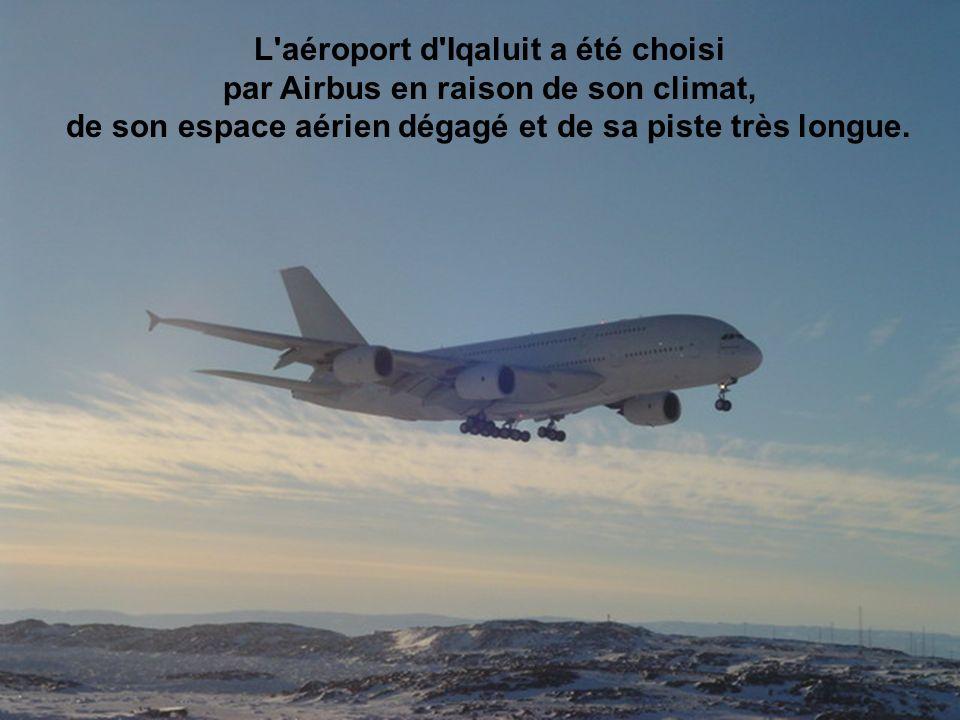 L Airbus A380 a déjà visité l Asie-Pacifique, l Amérique latine et l Amérique du sud.