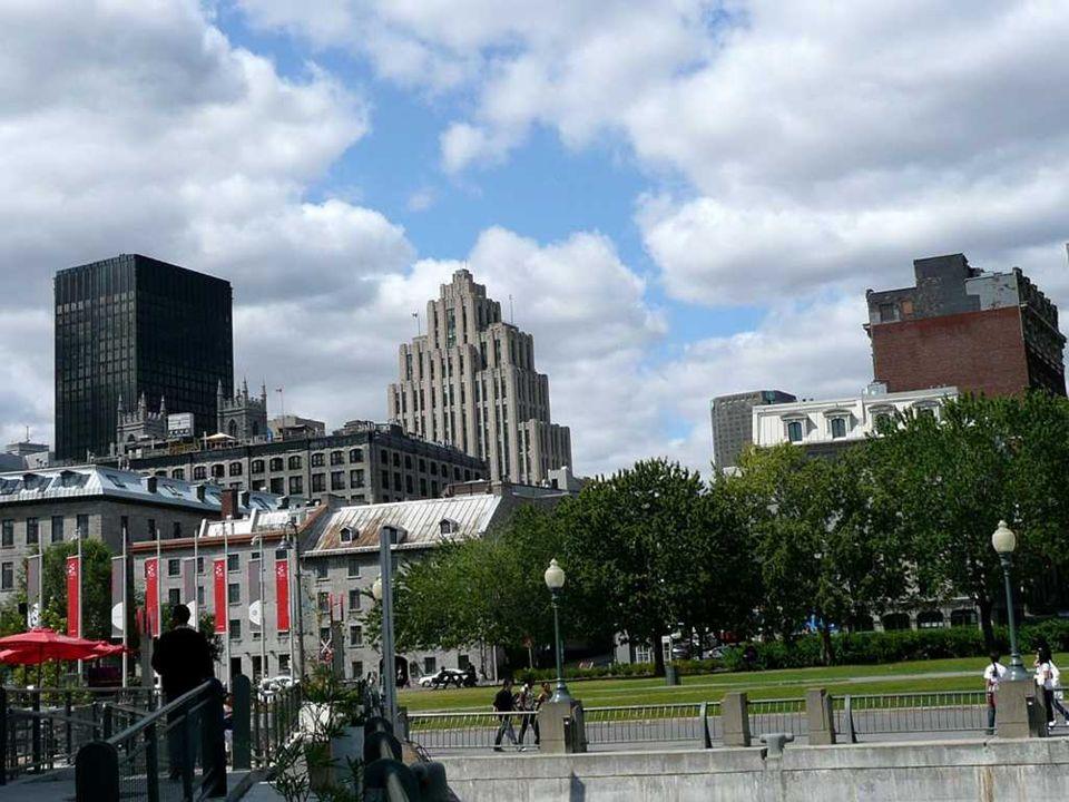 MONTREAL Lîle de Montréal est lune des 17 régions administratives du Québec; sa population approche les 1,8 million dhabitants, tandis quenviron 3,7 m