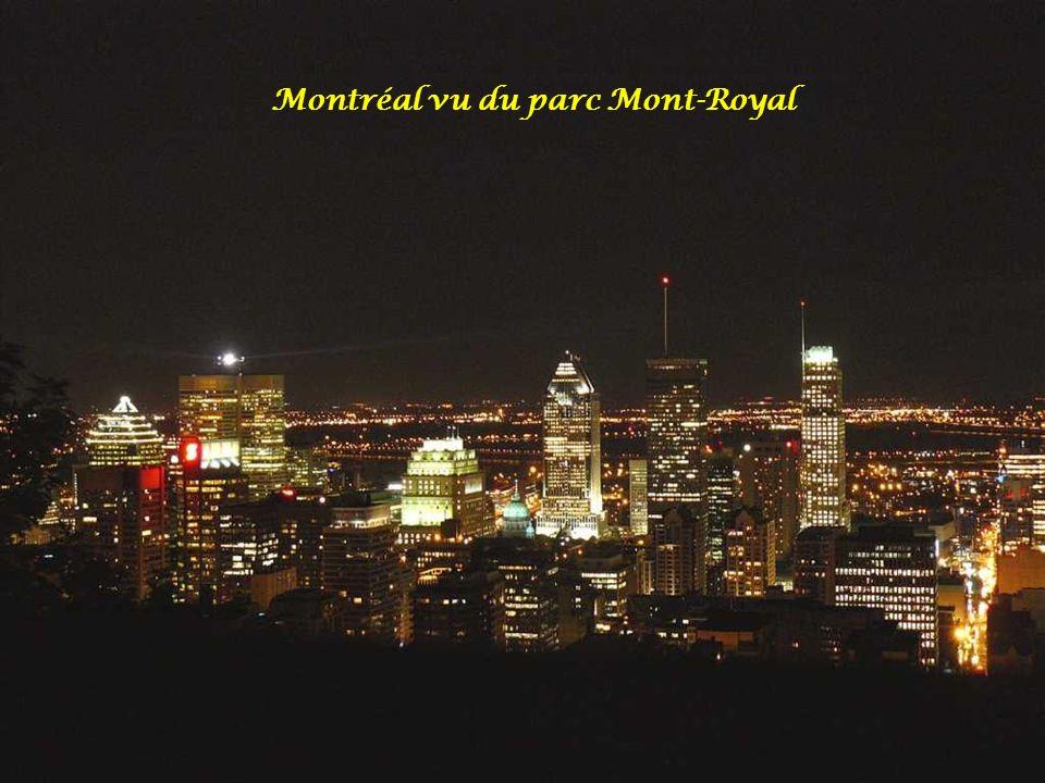 Ville souterraine à Montréal