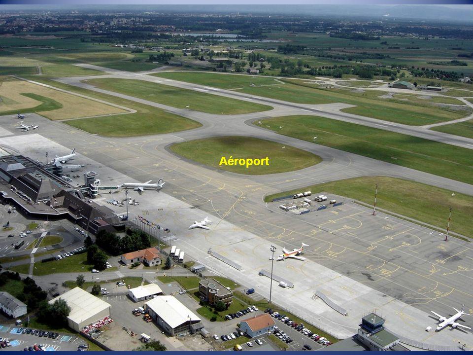 Entzheim Aéroport Gravières de Lingolsheim Mont Ste Odile
