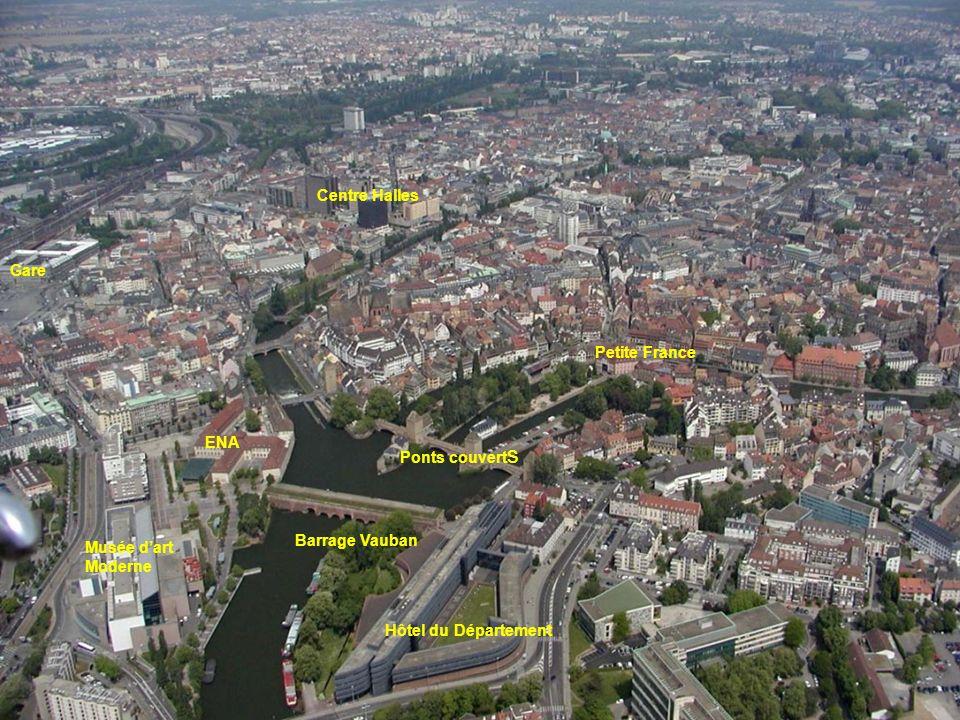 Mairie et CUS Hôpital Civil Schiltigheim Bischheim Hoenheim