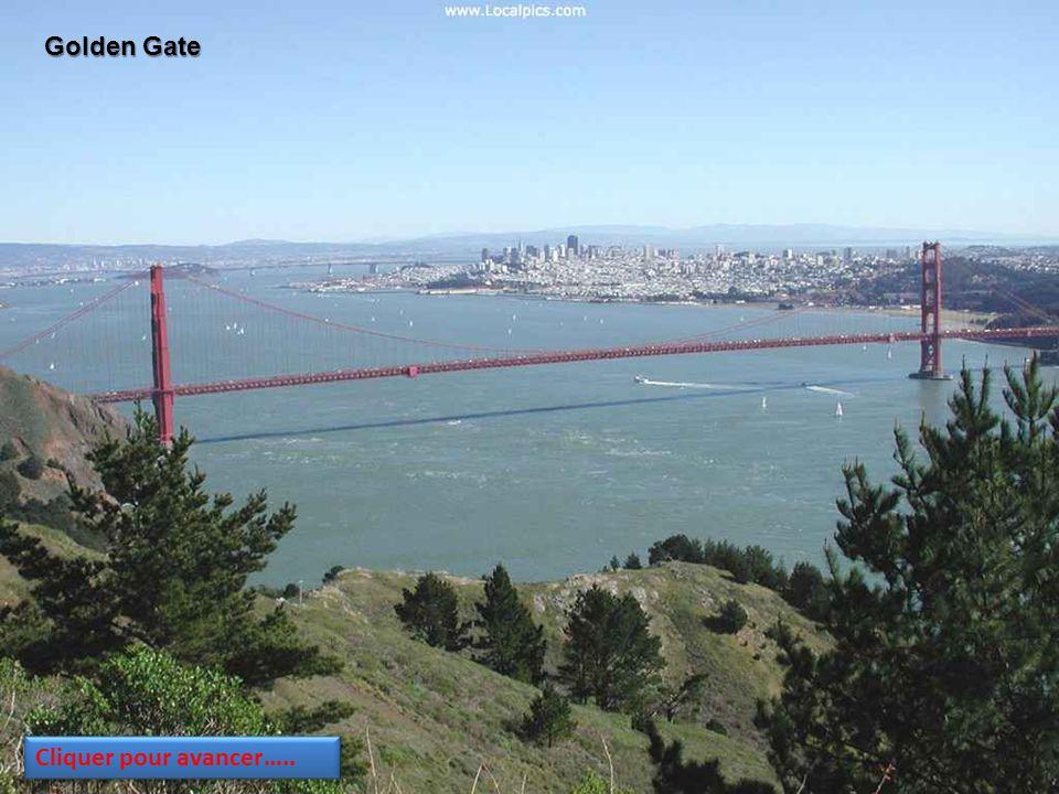 Golden Gate Cliquer pour avancer…..
