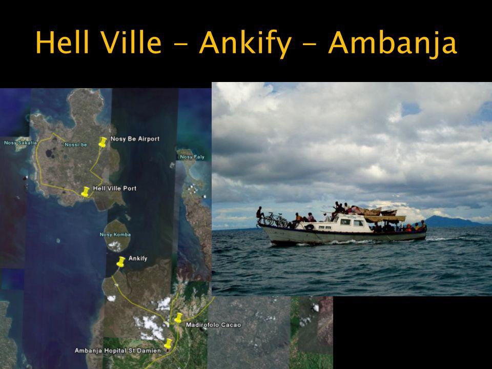 Hell Ville - Ankify - Ambanja