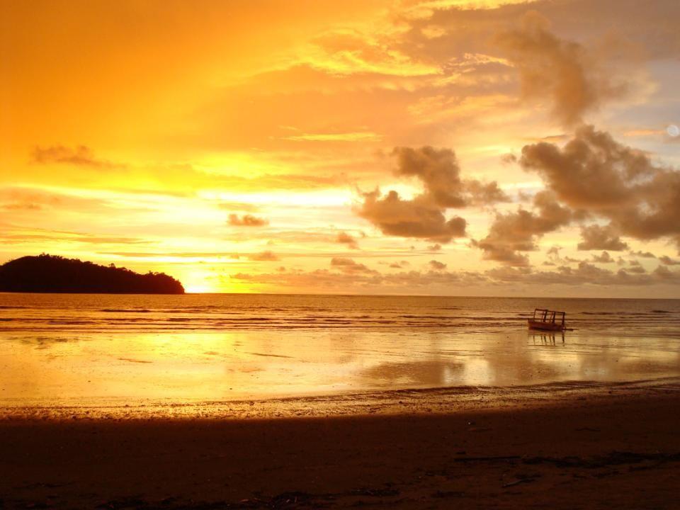 Souper sur la plage : EXCELLENT !