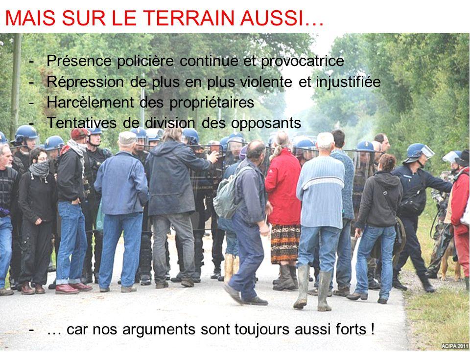 2 - Aucun problème de saturation à Nantes Atlantique 4 - Un projet déstructurant : quel aménagement des territoires .