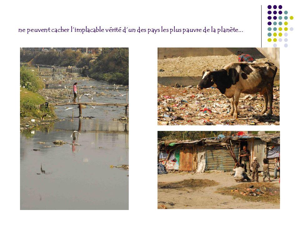 ne peuvent cacher limplacable vérité dun des pays les plus pauvre de la planète...