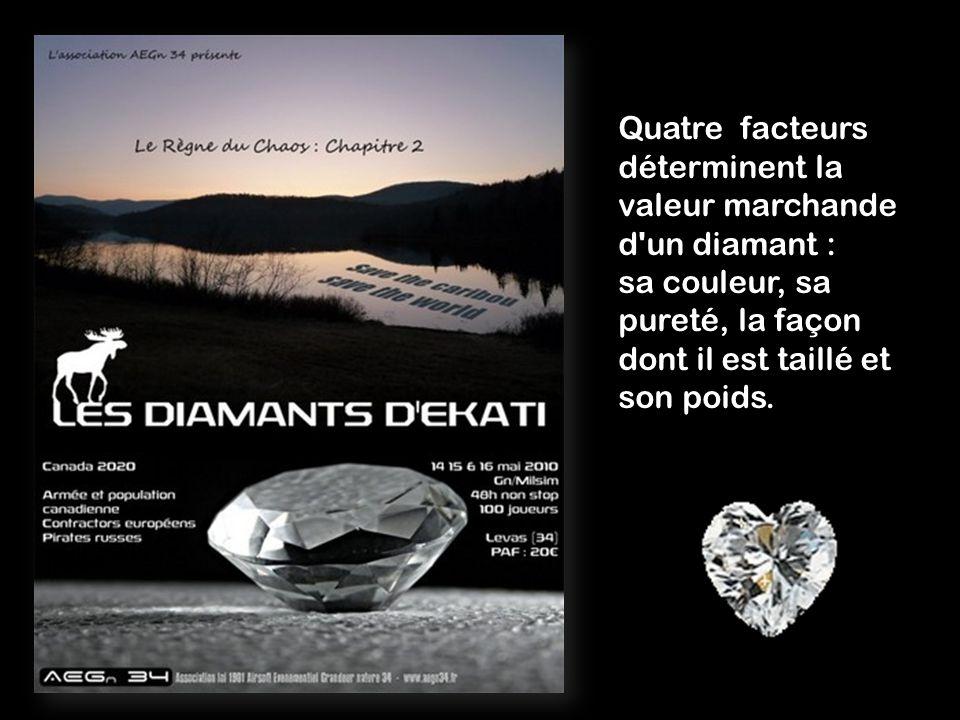 Les diamants de la mine dÉkati