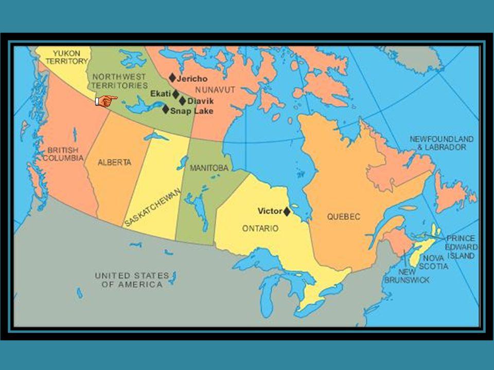 Diavik, la deuxième mine de diamant du Canada, est entrée en production en janvier 2003, et elle devrait avoir une durée de vie de 20 ans. On prévoit