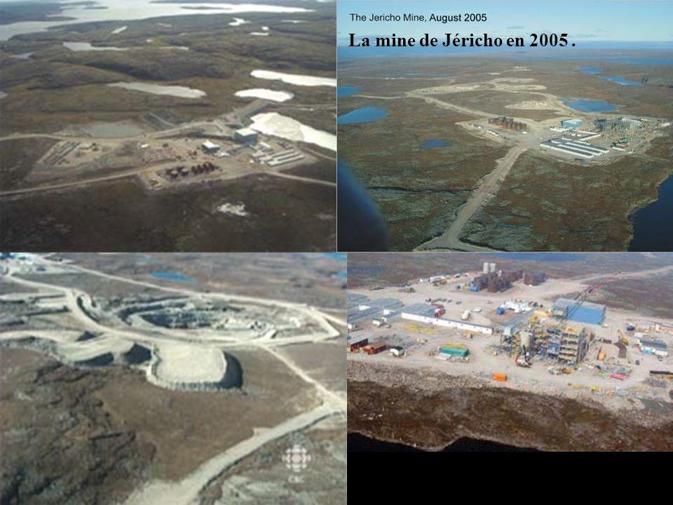 La mine de Snap Lake