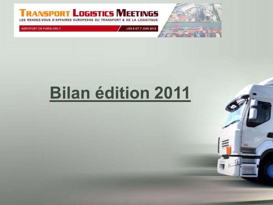 Bilan édition 2011