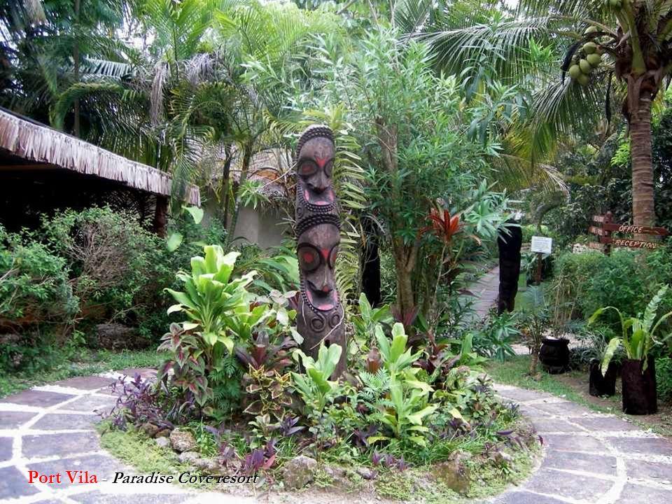 Port Vila - Palm Resort