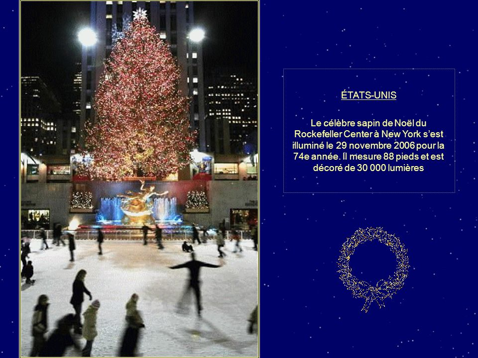ESPAGNE Cet immense arbre de Noël de 40 mètres de haut est lun des plus gros dEspagne. Il est trône au coeur du village de Barakaldo au pays Basque.