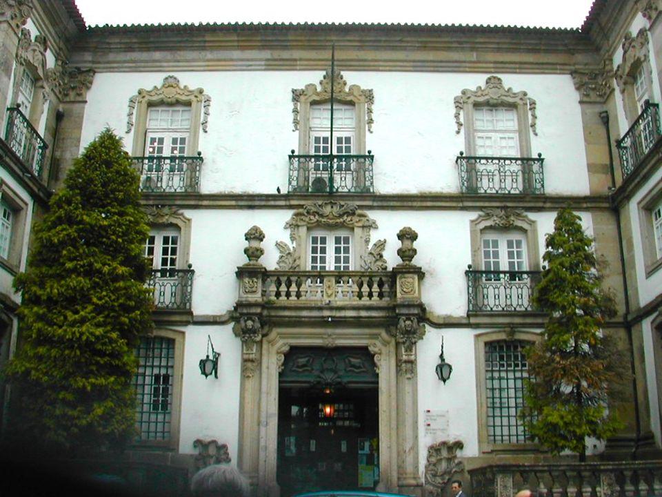 En flânant dans les rues de Braga…
