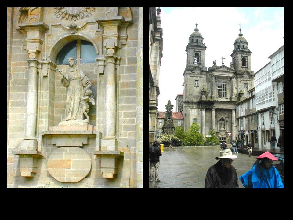 Détails du portail de la basilique