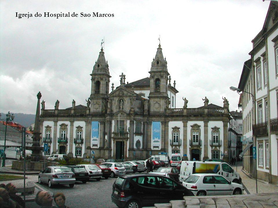 Braga - Palacio de Raio