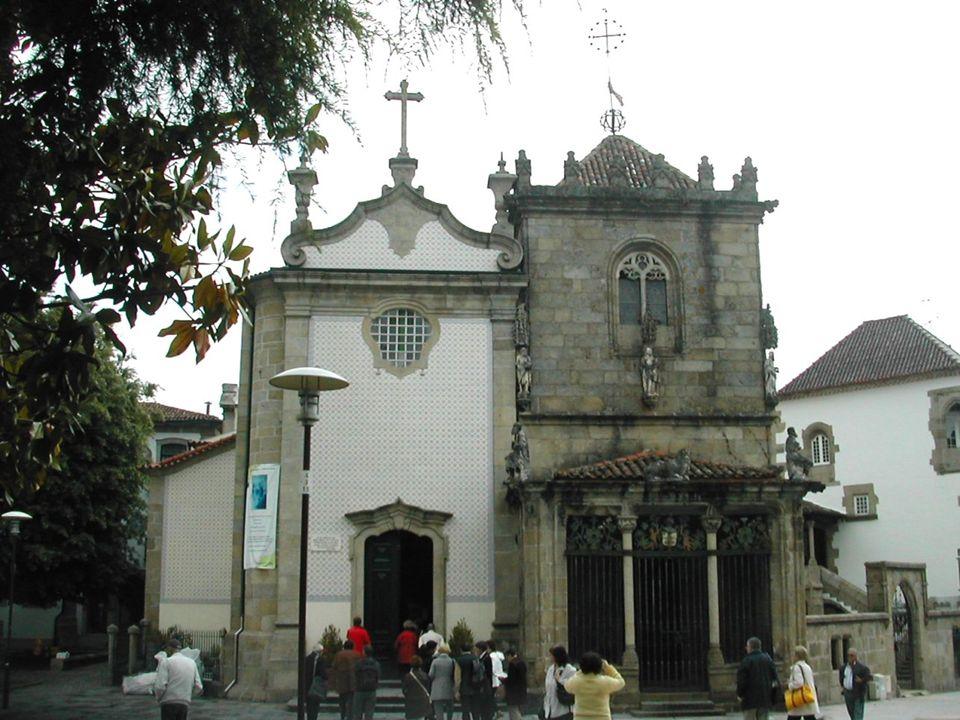 Igreja do Hospital de Sao Marcos