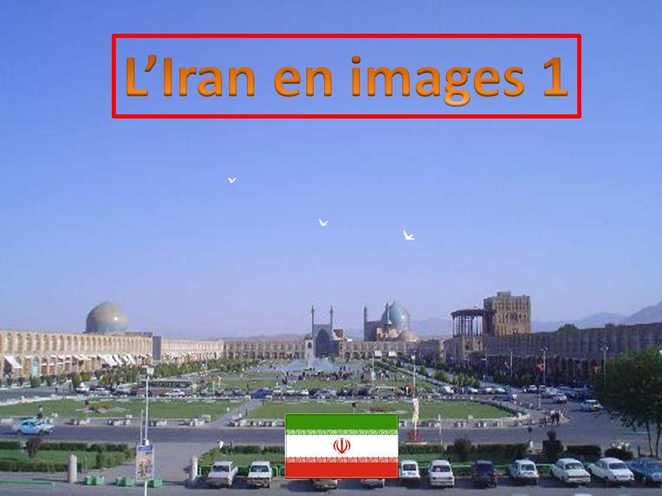 Téhéran - Place Tajrish