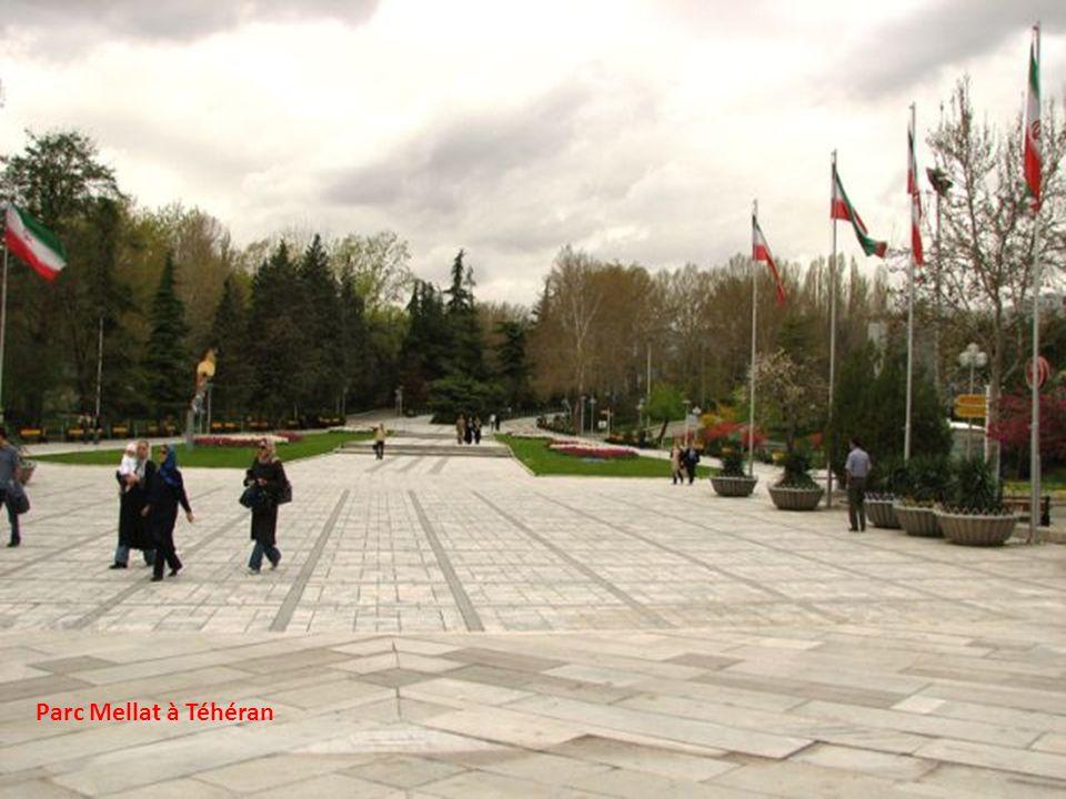 Parc Mellat à Téhéran