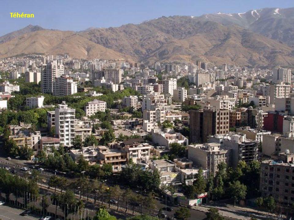 Marché Tirazheh à Téhéran