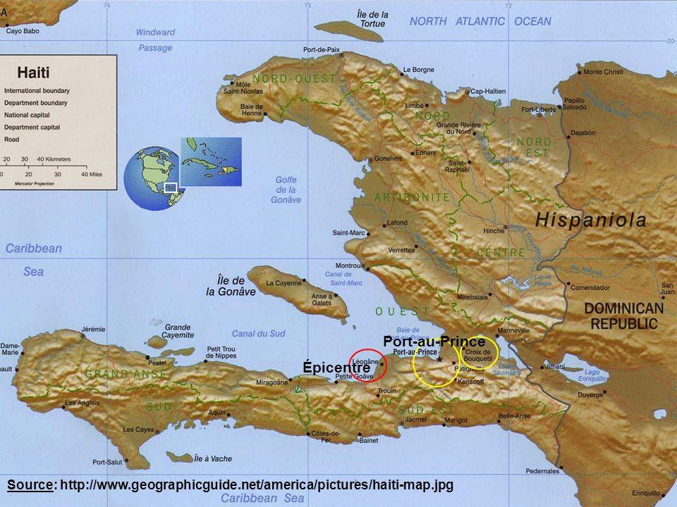 Des centaines déclosions de camps de PDI à Port-au-Prince PDI = personnes déplacées internes La résilience des enfants dHaïti !