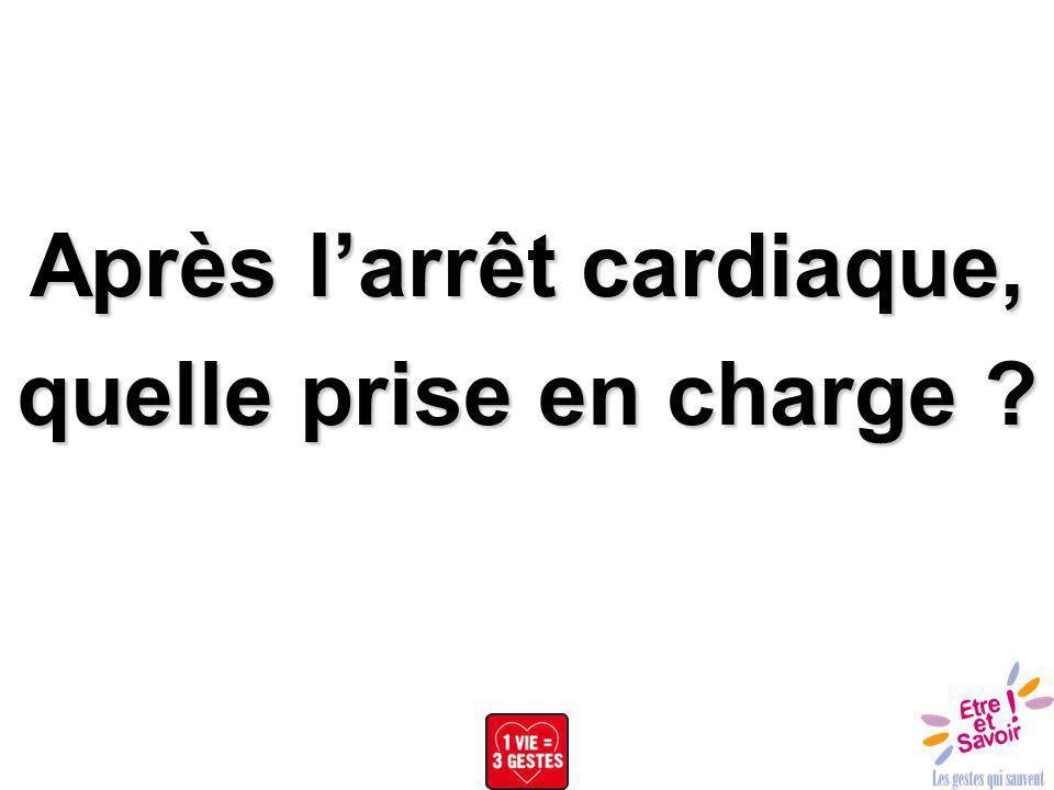Après larrêt cardiaque, quelle prise en charge ?