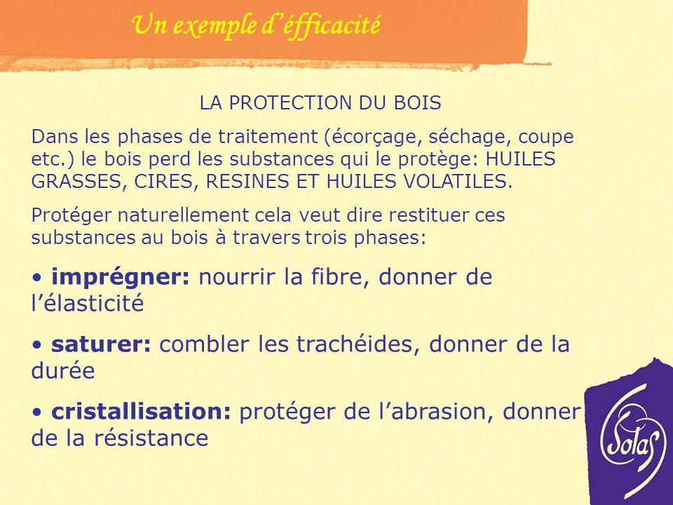 Stabilité des pigments A la LUMIERE Aux ACIDES Aux ALCALINS Pigments Minéraux naturels: résistance maximum à la Lumière, Acides et Alcalins. Pigments