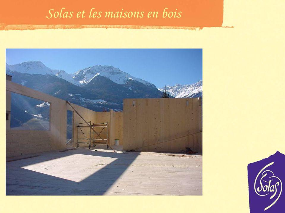 Solas et lindustrie des toits Couleurs pastel pour un design moderne et finitions protectives ton sur ton