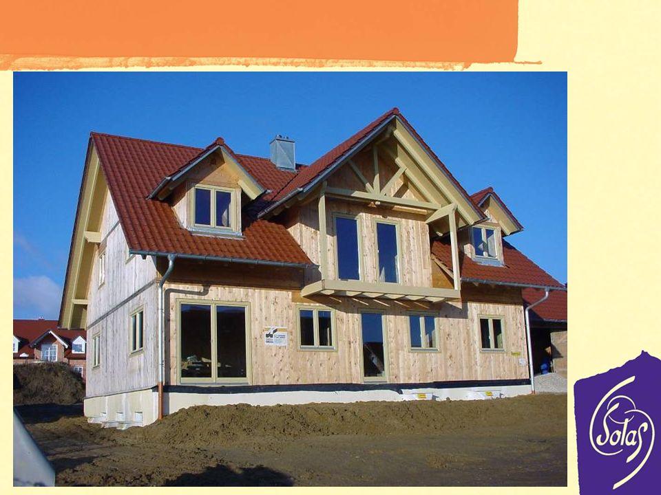 Solas et les maisons en bois