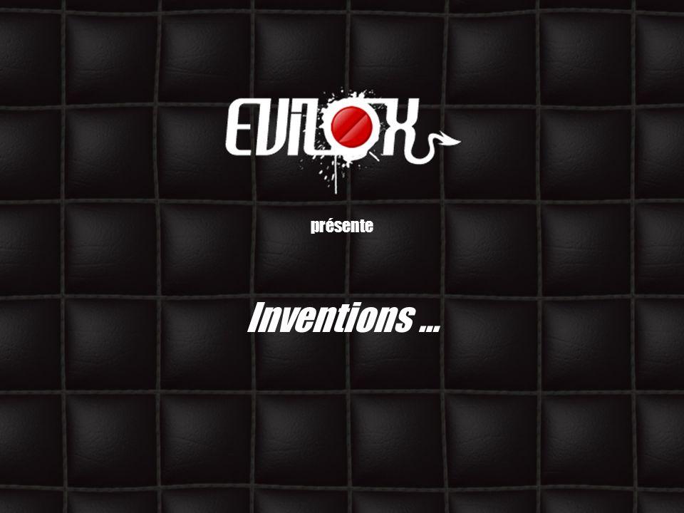 présente Inventions …