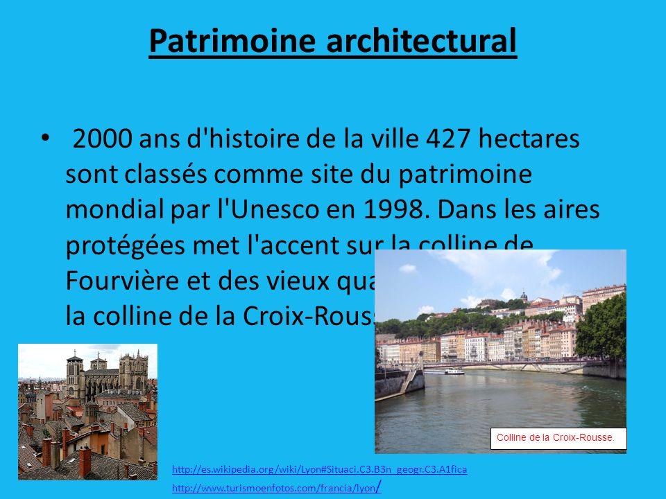 Patrimoine architectural 2000 ans d histoire de la ville 427 hectares sont classés comme site du patrimoine mondial par l Unesco en 1998.