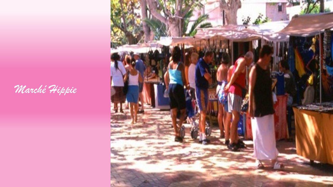 Ibiza cest le Paradis