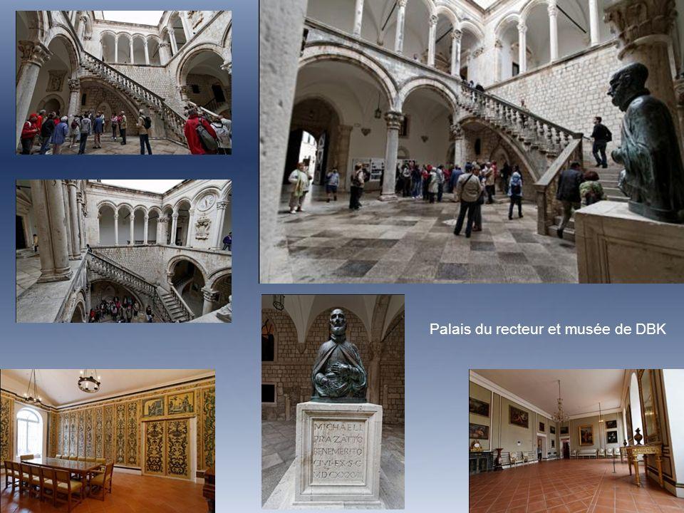 Palais du recteur et musée de DBK