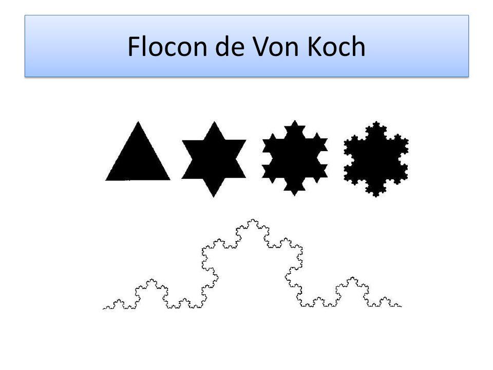 Flocon de Von Koch