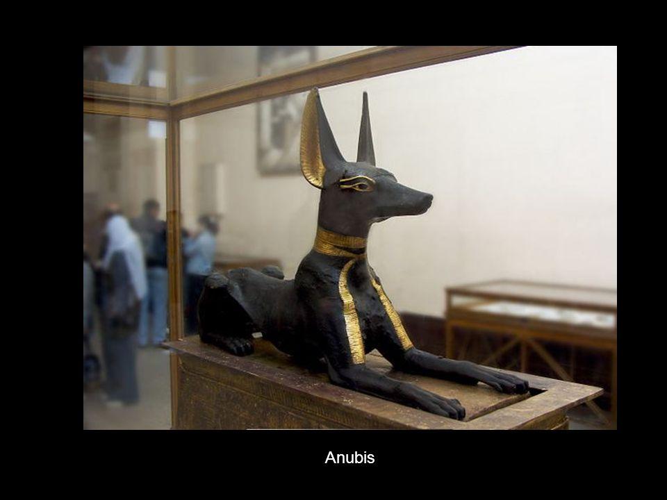 statue en or d'Horus