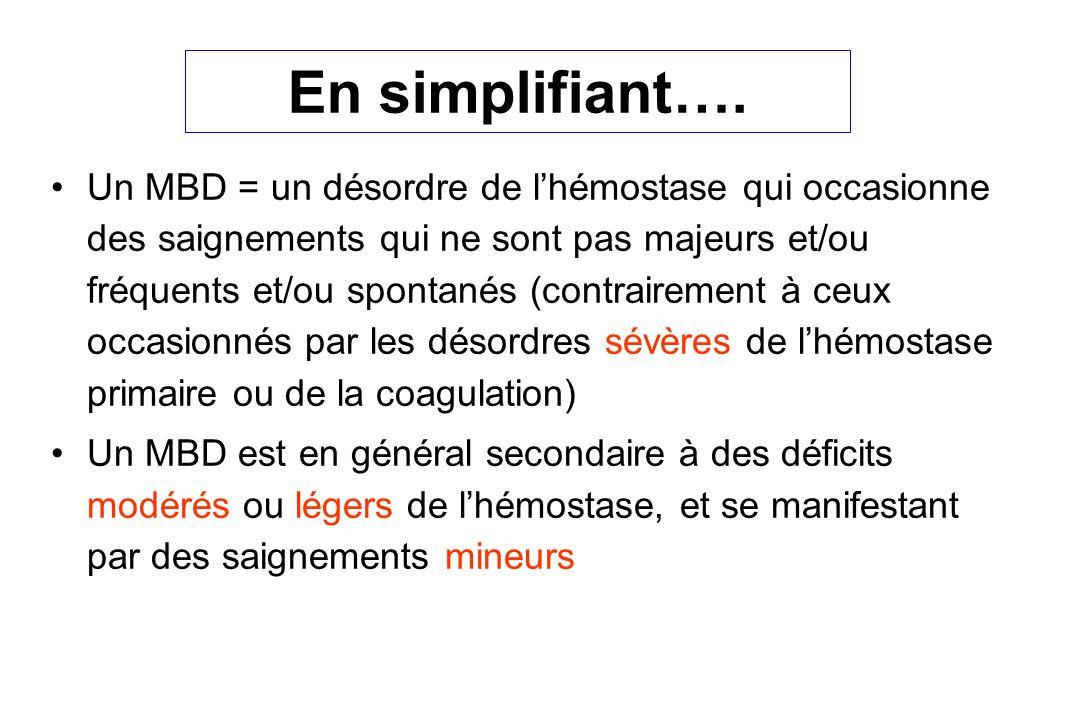 En simplifiant….