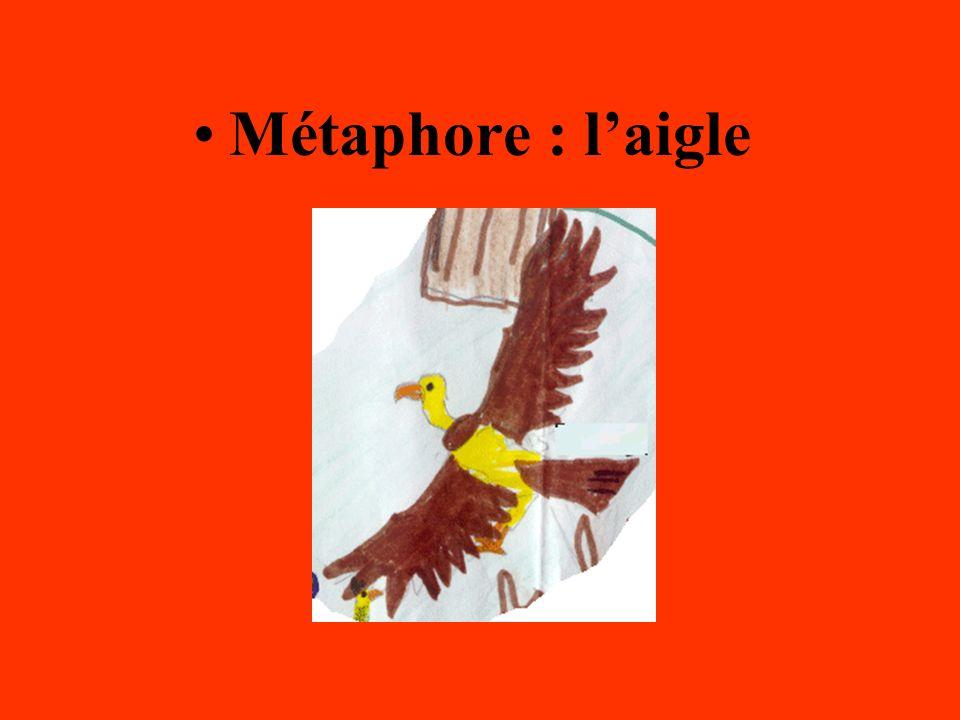 Métaphore : laigle