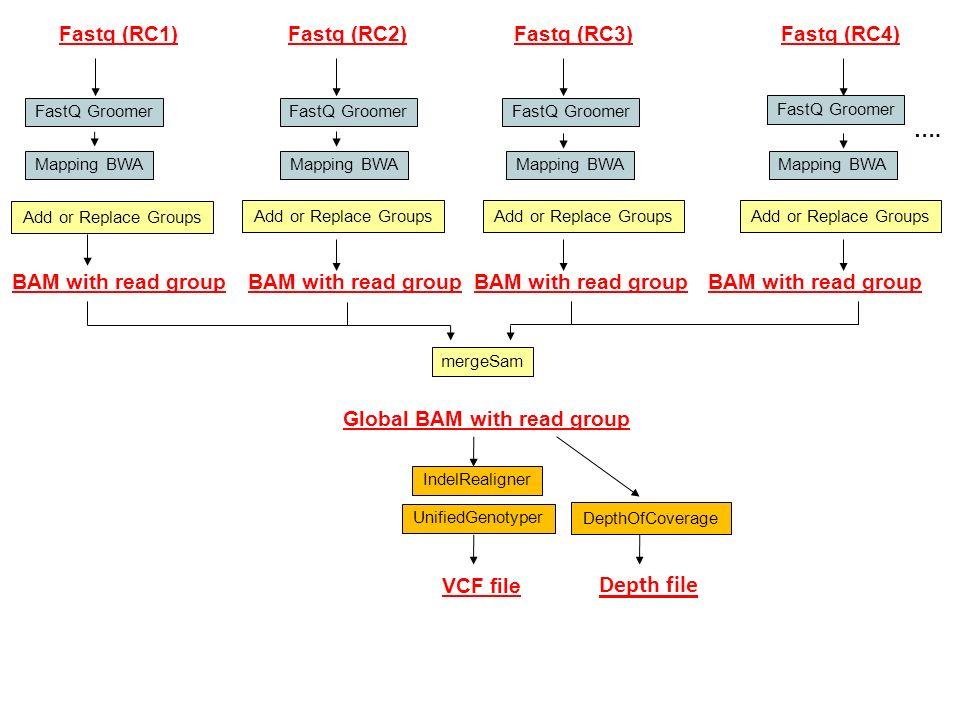 Alexis Dereeper Format VCF (Variant Call Format) ##fileformat=VCFv4.0 ##fileDate=20090805 ##source=myImputationProgramV3.1 ##reference=1000GenomesPilot-NCBI36 ##phasing=partial ##INFO= ##FILTER= ##FORMAT= #CHROM POS ID REF ALT QUAL FILTER INFO FORMAT NA00001 NA00002 20 14370 rs6054257 G A 29 PASS NS=3;DP=14;AF=0.5;DB;H2 GT:GQ:DP:HQ 0|0:48:1:51,51 1|0:48:8:51,51 20 17330.