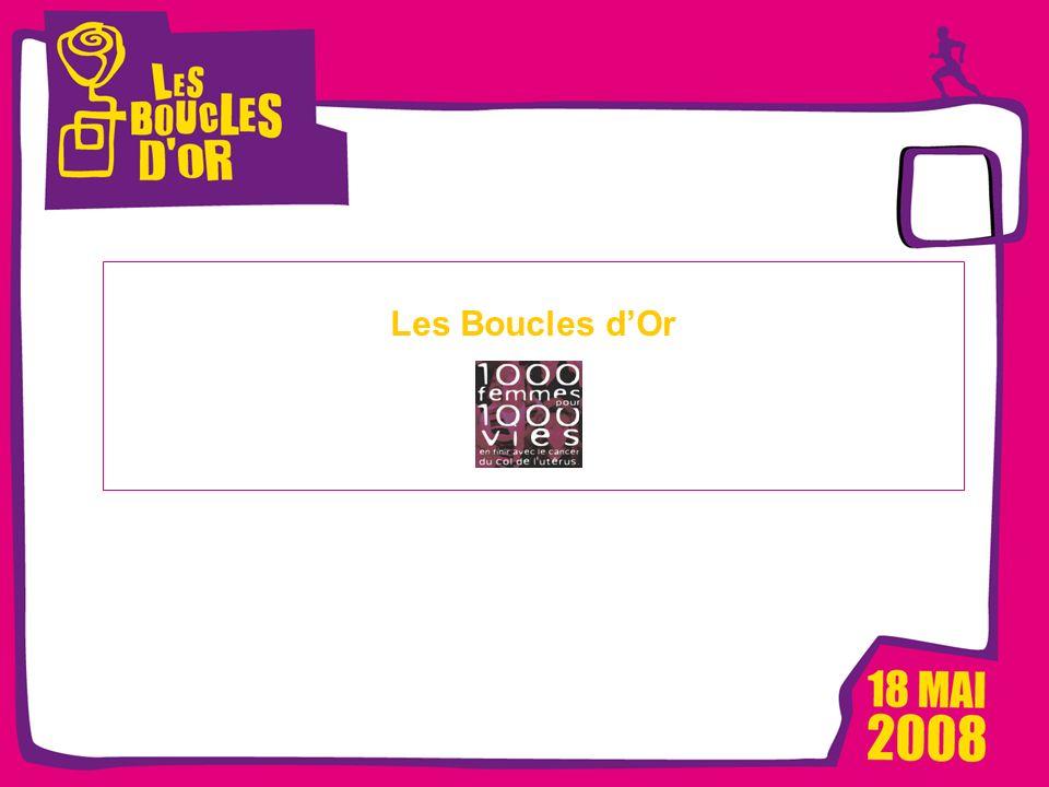 1000 femmes, 1000 vies pour Métro - Mars 2008 Les Boucles dOr, un événement Alizeum Sport Les Boucles dOr