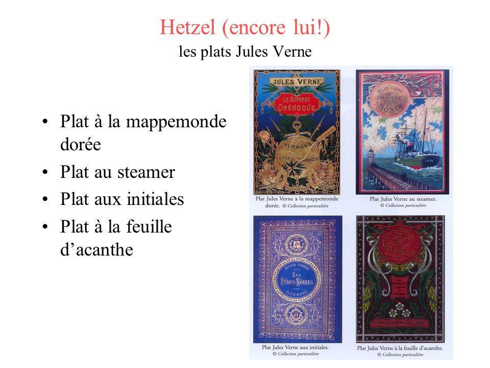 Hetzel (fin) les albums Stahl Version brochée et version reliée.
