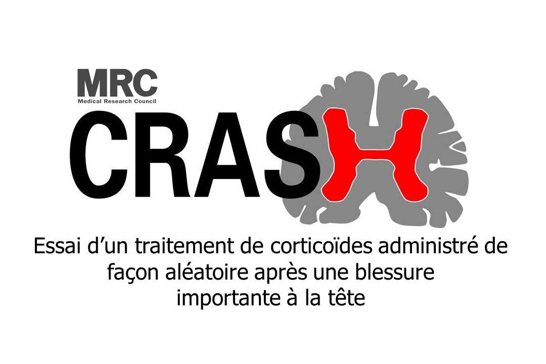 En 1990, les accidents de la route ont causé dans le monde 5 563 000 blessures de la boîte cranienne Murray CJL, Lopez AD.