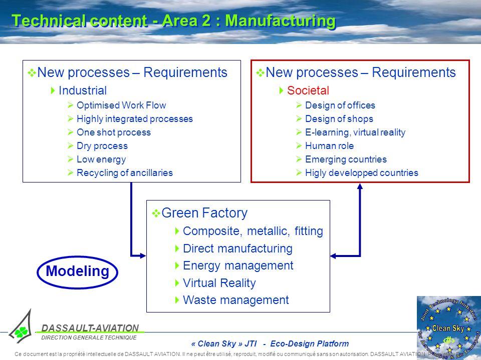7 DASSAULT-AVIATION DIRECTION GENERALE TECHNIQUE Ce document est la propriété intellectuelle de DASSAULT AVIATION. Il ne peut être utilisé, reproduit,