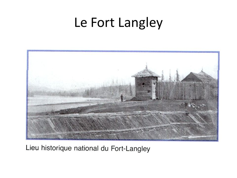Le Fort Langley