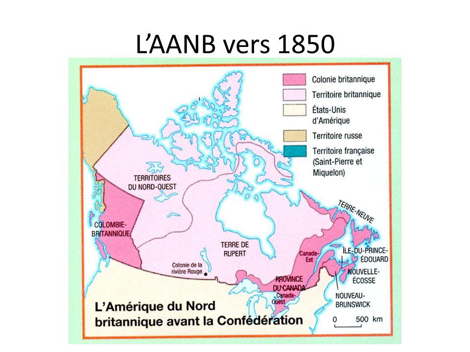 LÎle de Vancouver, colonie britannique En 1849, lÎle de Vancouver devient une colonie britannique.