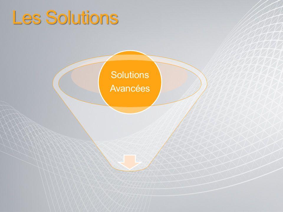 Solutions Avancées Les Solutions