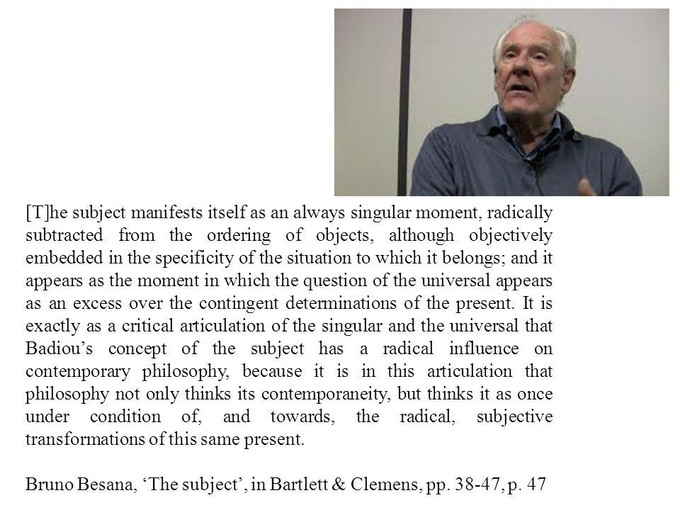 Jacques Lacan entreprenait de soustraire la psychanalyse à toute tendance psychologique et normative.